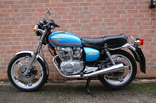 1978 Honda CB400 Dream
