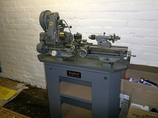 1970s Myford ML7 Lathe