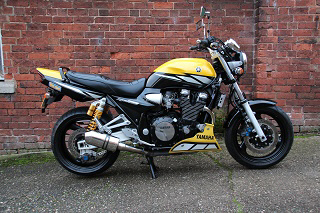 2003 Yamaha XJR1300SO
