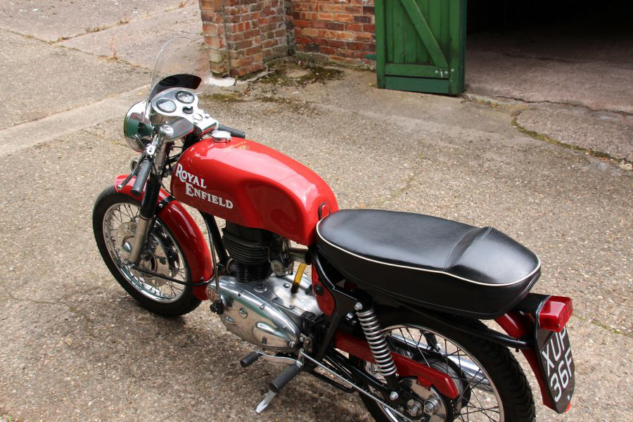 1968 Royal Enfield Continental GT 250