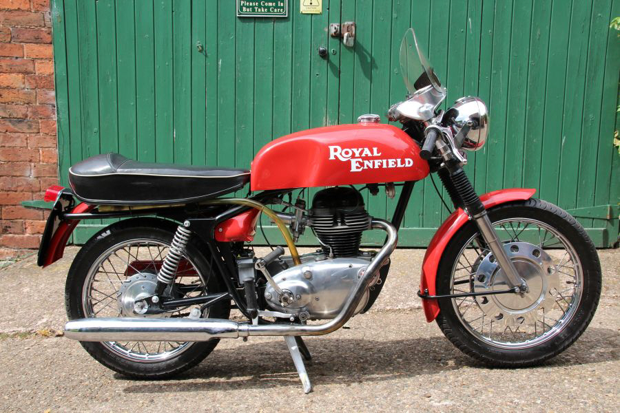 1968 Royal Enfield Continental GT