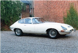 Jaguar E Type 4.2 Series 1