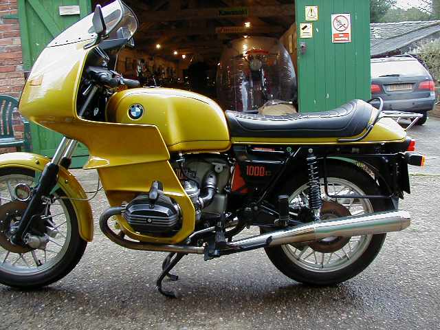 1978 BMW R100RS