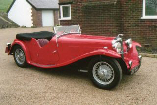 1935 AC 16/70 March Tourer