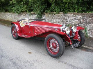 1934 Riley MPH Replica