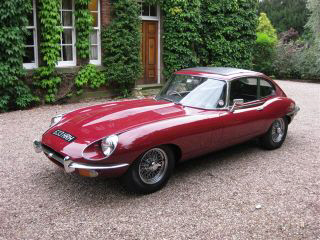1969 Jaguar E Type 4.2 FHC 2+2