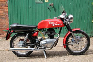 1967 Royal Enfield Continental