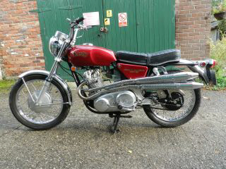 "1969 Norton Commando ""S"""
