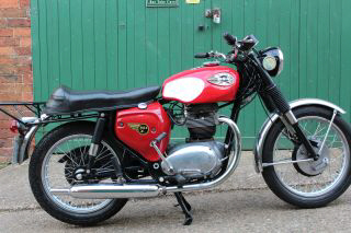 1967 BSA A50 500 Royal Star