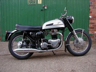 1969 Norton 650 Mercury