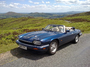 1995 Jaguar XJS 4.0 Convertible